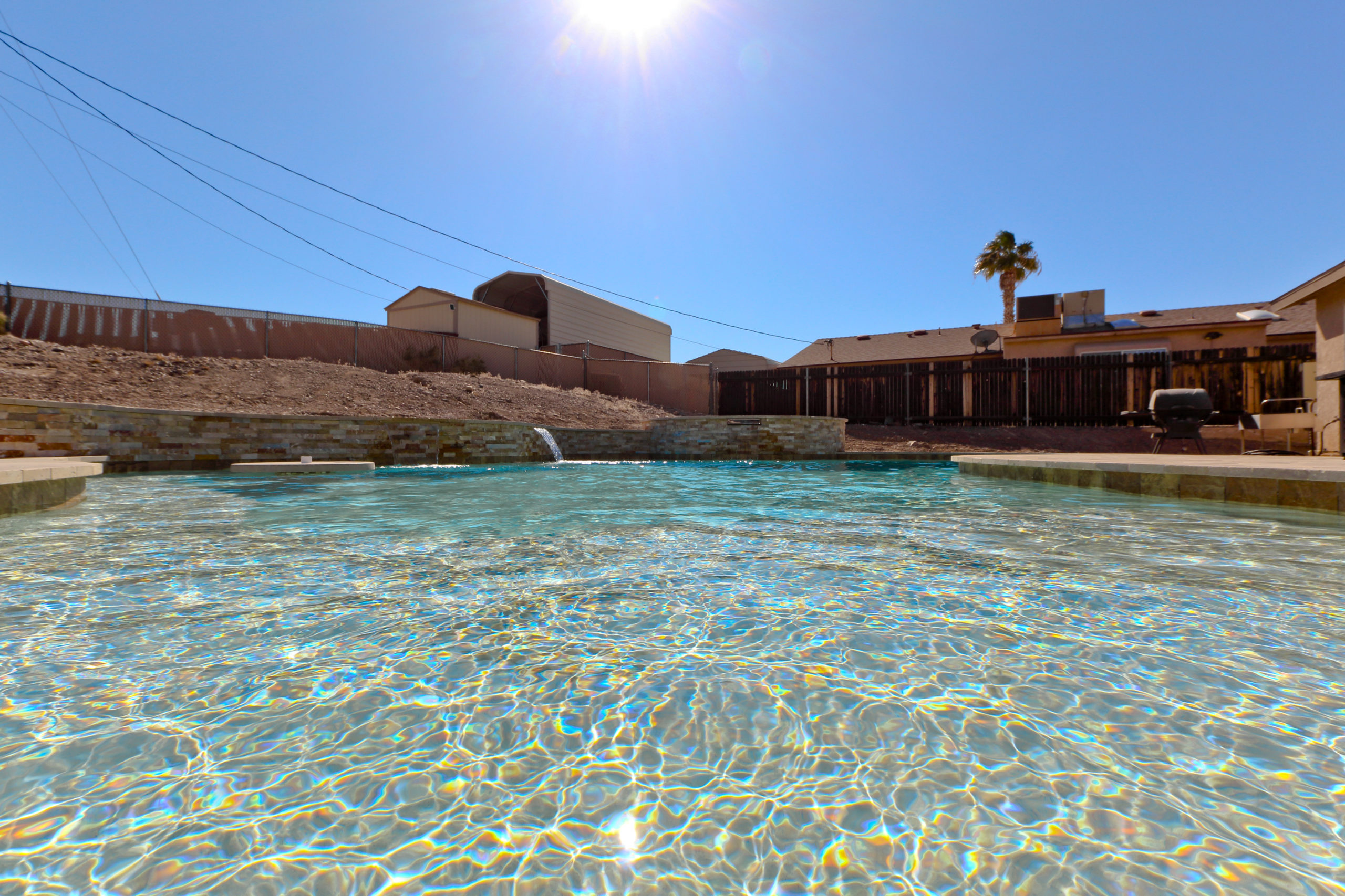 DESERT STORM CUSTOM POOLS OF LAKE HAVASU